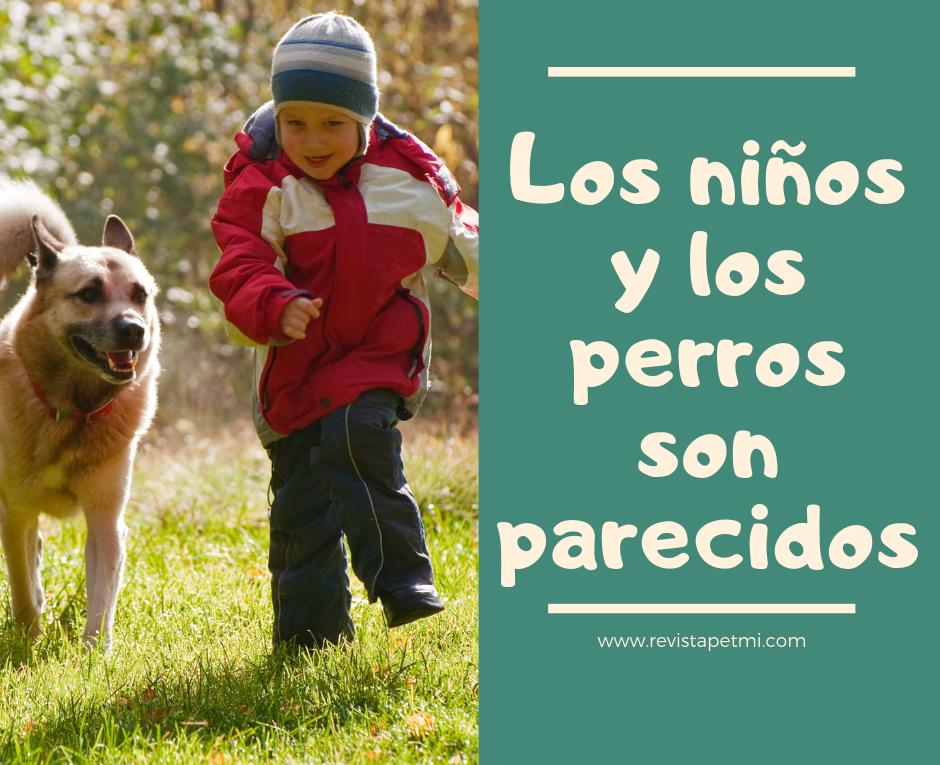 Los niños y los perros son parecidos (6)