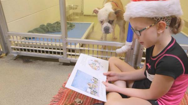 niños leen cuentos