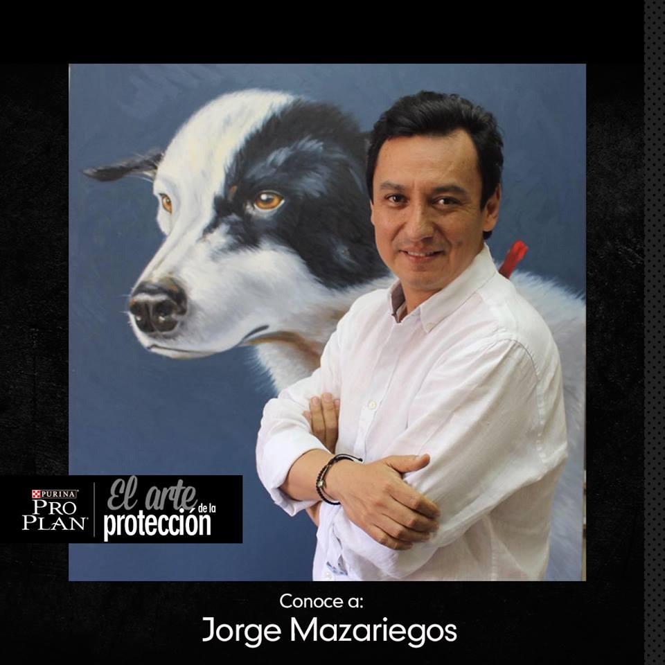 El arte de la Protección PURINA PRO PLAN: Jorge Mazariegos