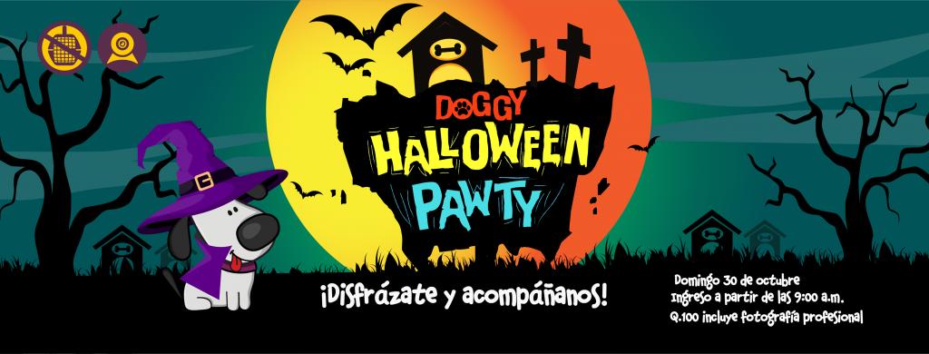 Halloween para perros en Guatemala - WufdoggyDaycare