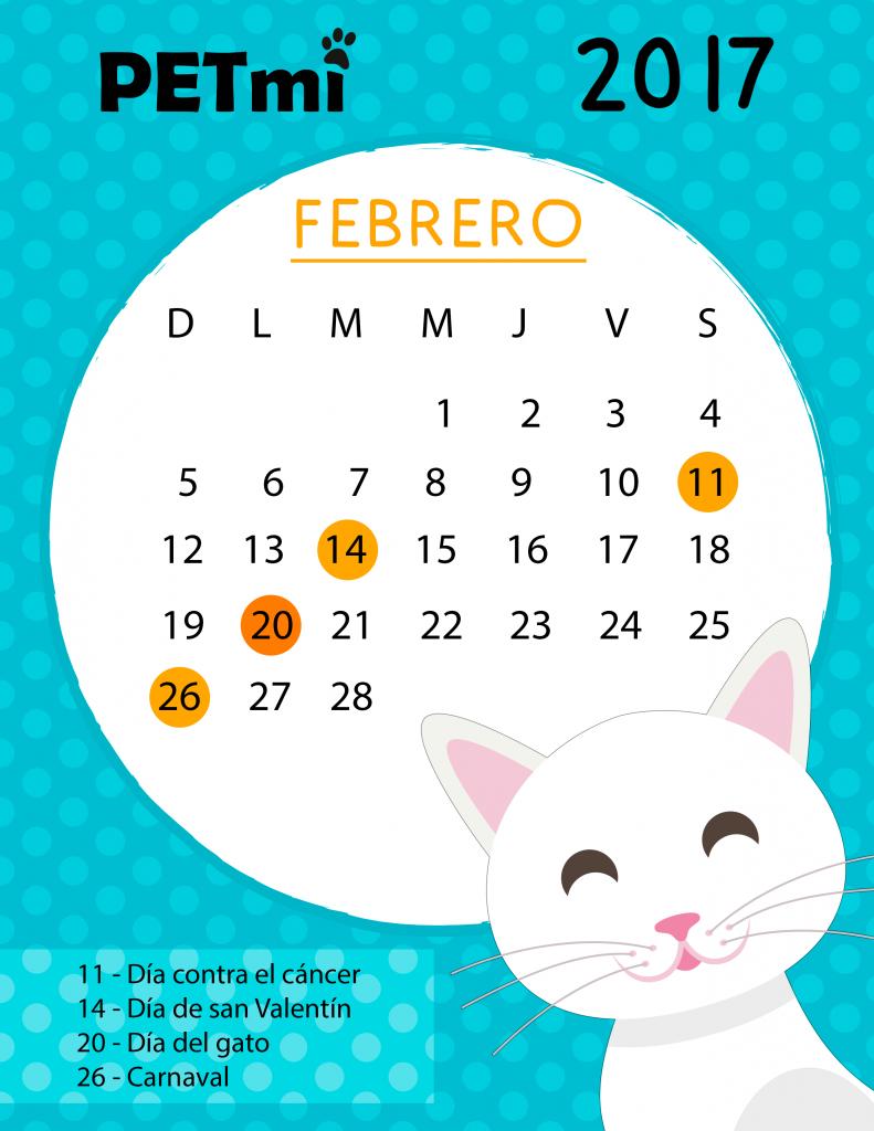 Calendario PETmi