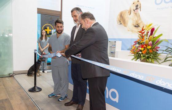 Dana, el primer hospital veterinario 1