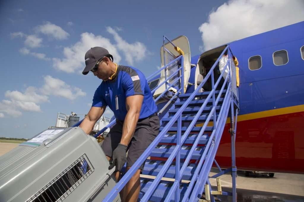 aerolínea-huracán harvey