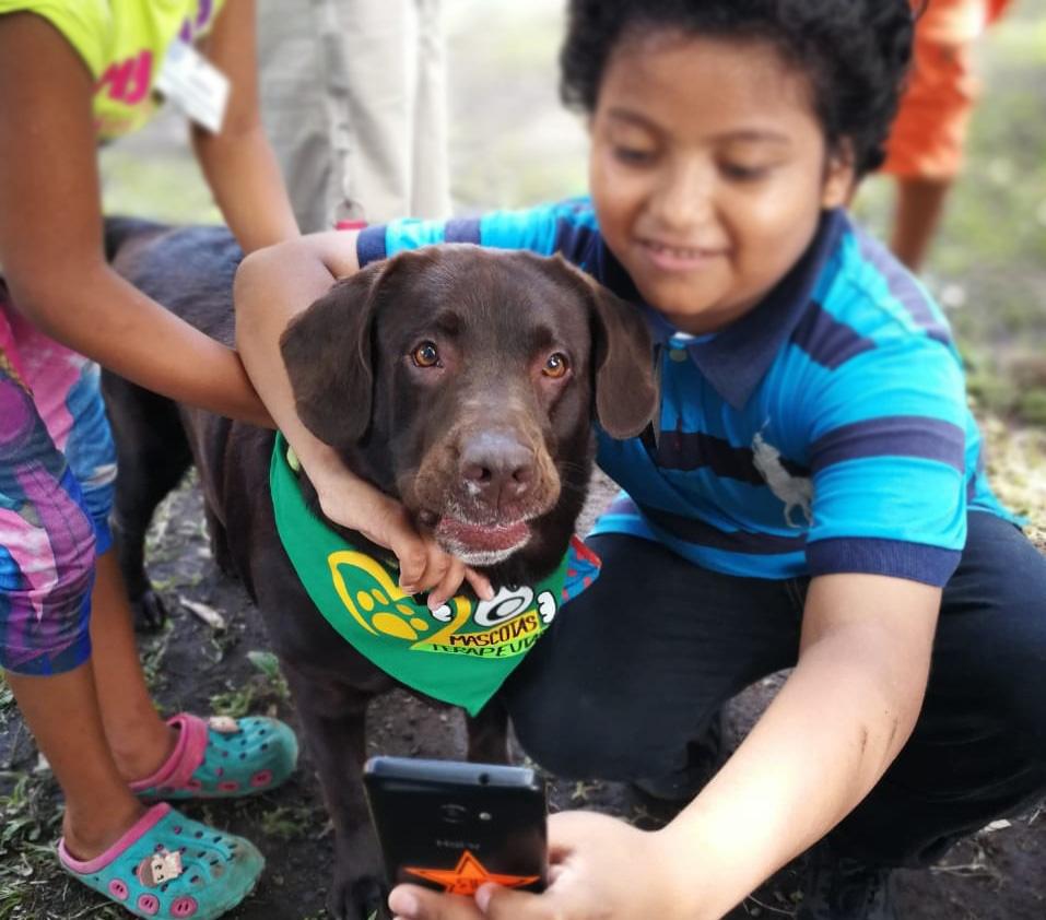 mascotas terapuetas de guatemala