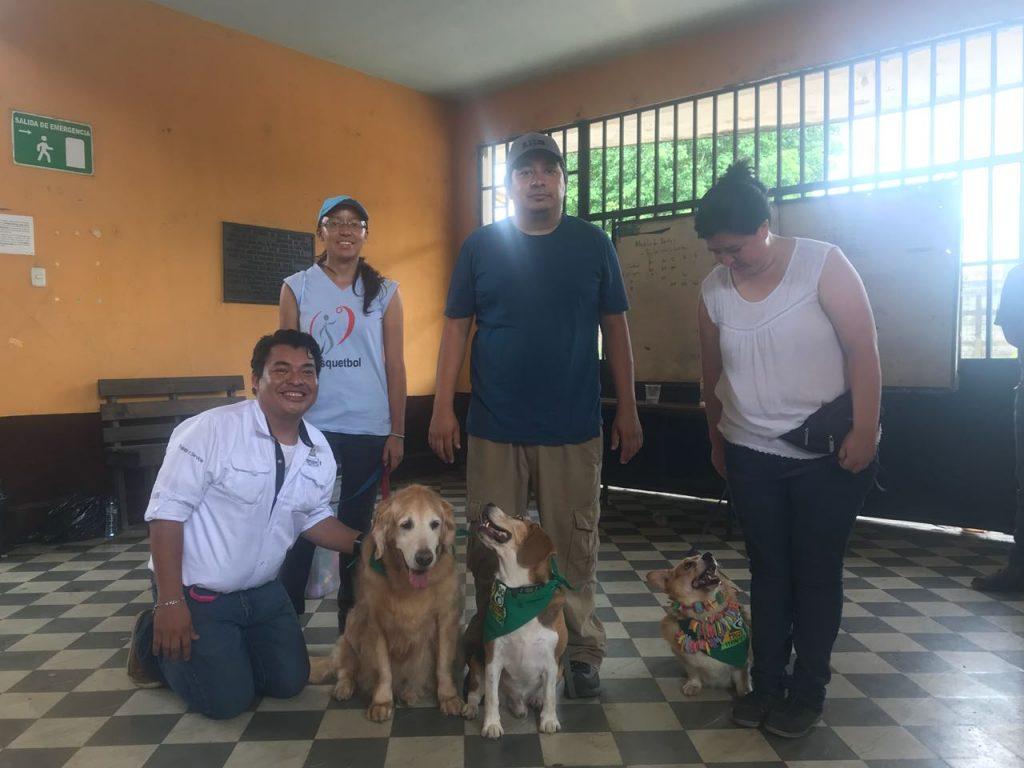 Mascotas Terapeutas de Guatemala