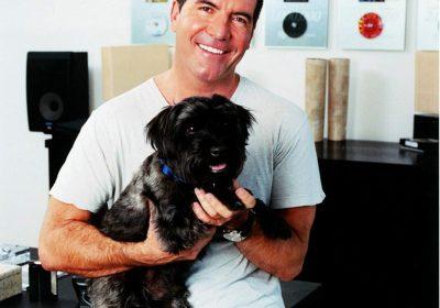 ofreció un perro a un niño-simon-cowell