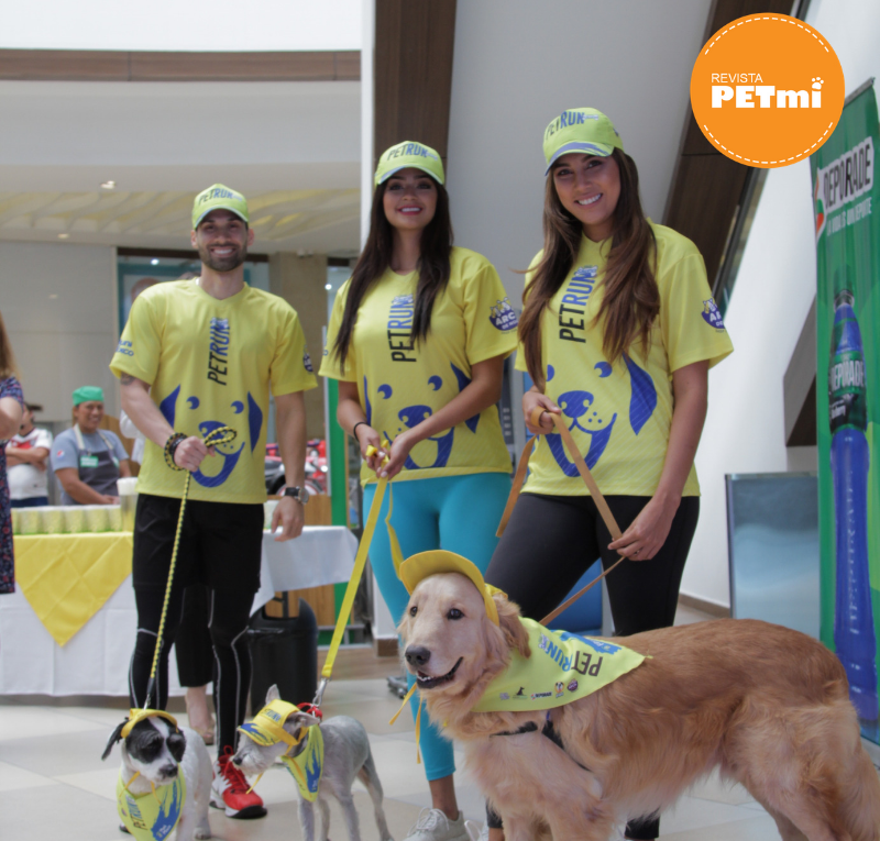 Corre junto a tu mascota en el Pet Run Grand Sabueso