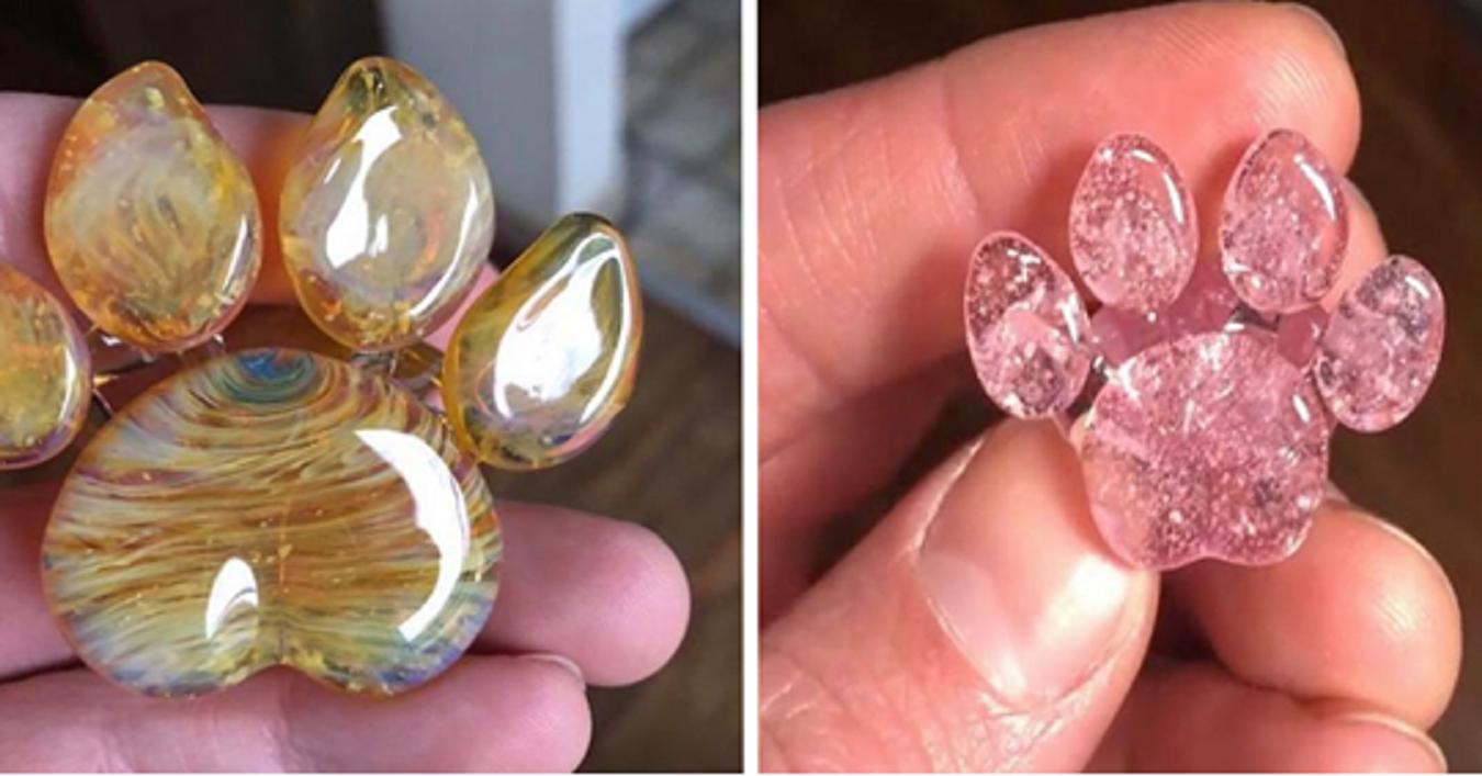 artes de vidrio hechas de vidrio