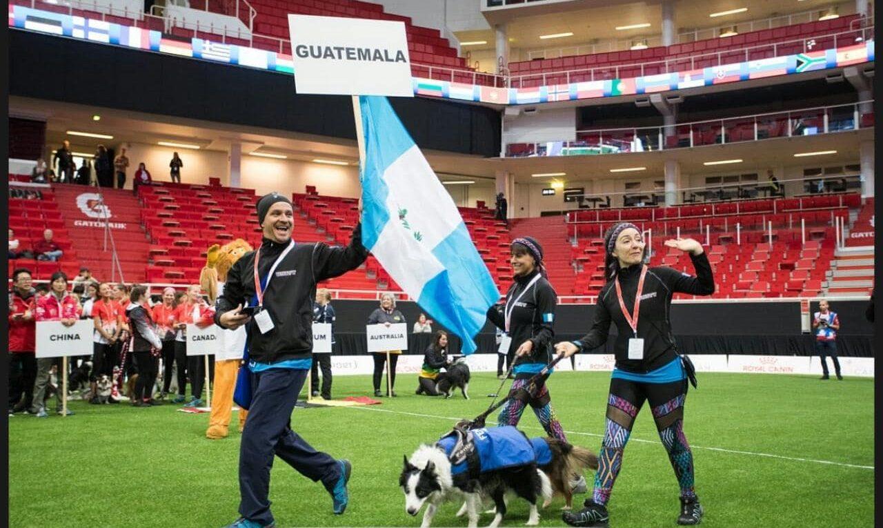 campeonato mundial de agility en finlandia