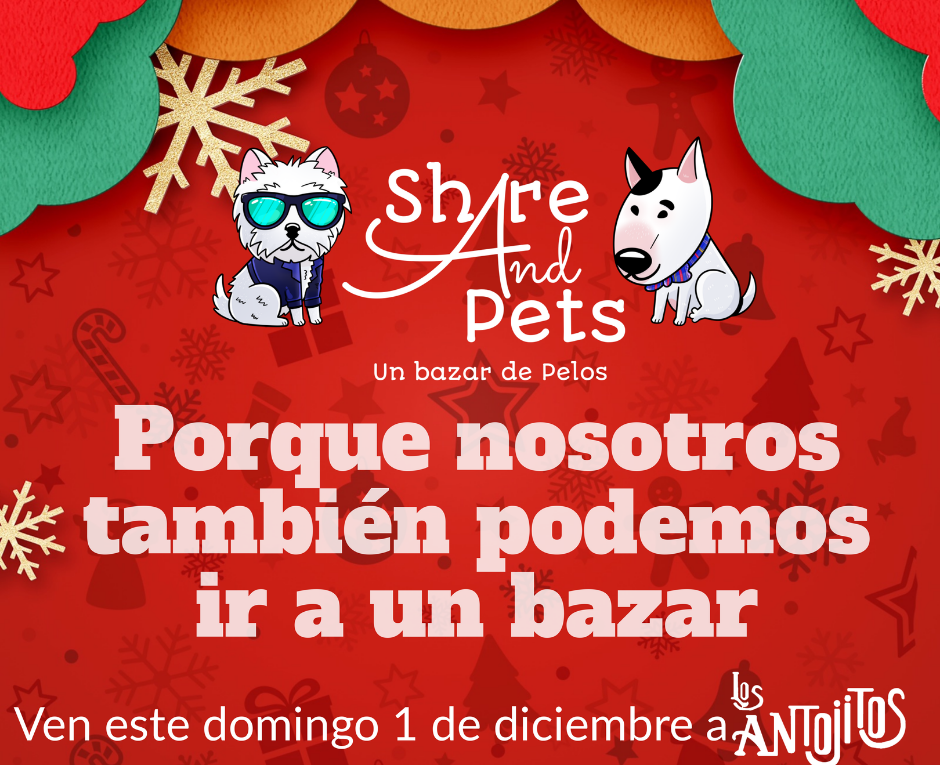 Share And Pets (Un bazar de pelos)