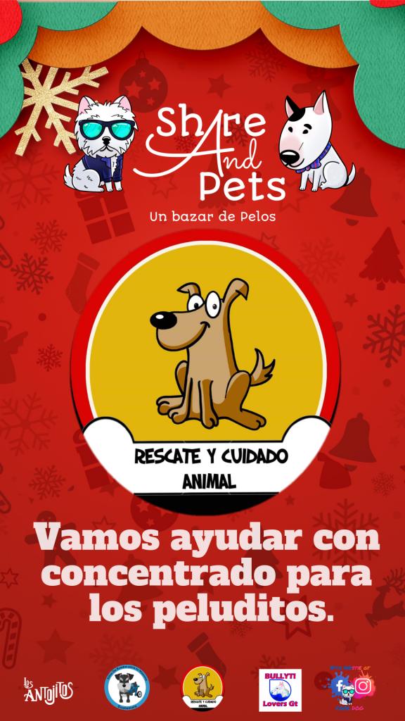 Share And Pets (Un bazar de pelos)
