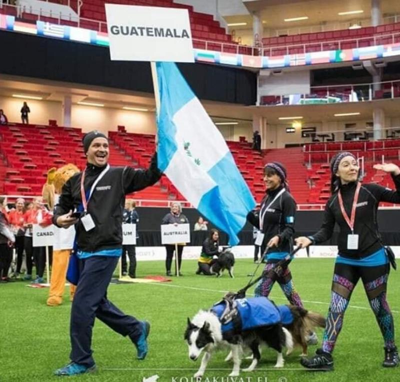 mundial de agility finlandia