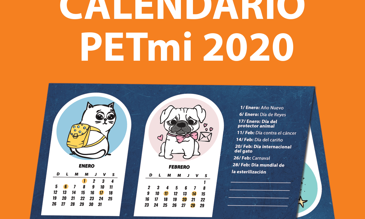 fechas importantes para Pet Lovers