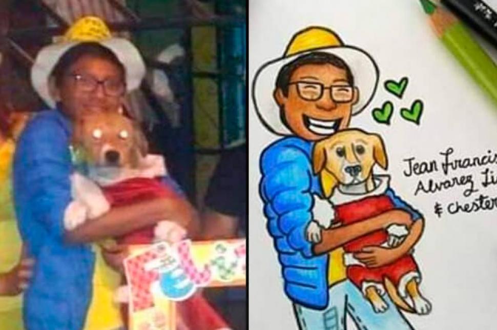Niño muere al salvar a su mascota