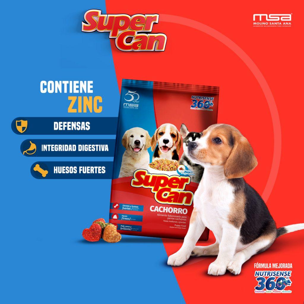 super can un alimento balanceado para mascotas