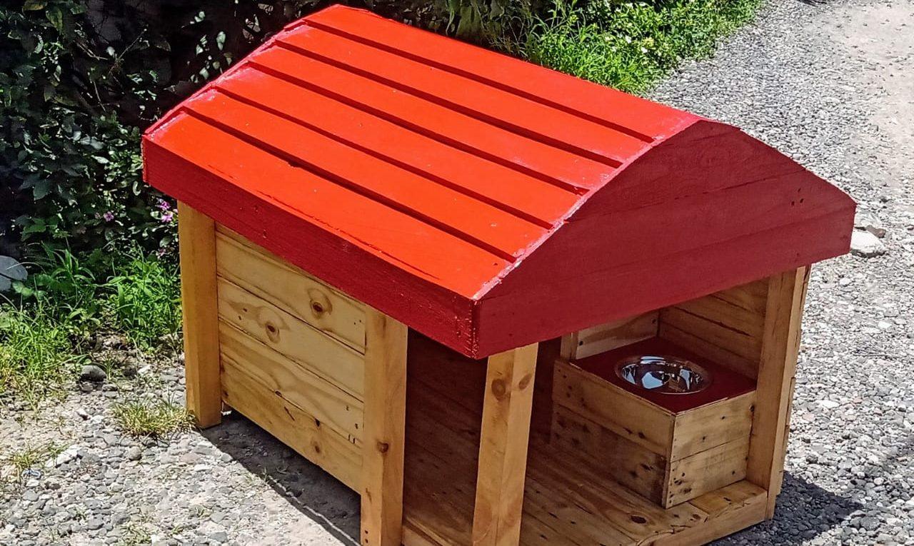#DogHouses, casas hechas con amor...