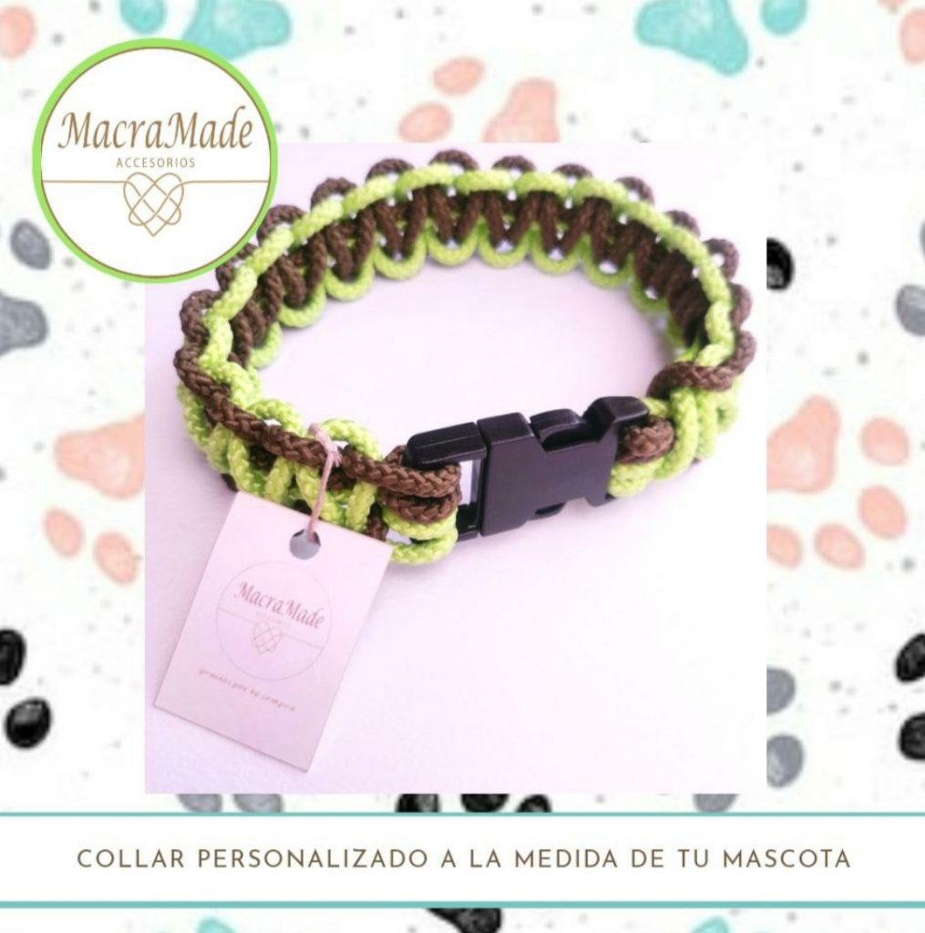 MacraMade: Collares y Accesorios para mascotas