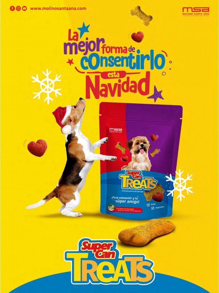 alimento para mascotas super can